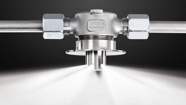 спринклерная система с централизованной сигнализацией