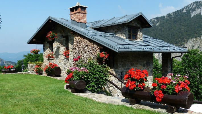 Загородный дом готов к страхованию