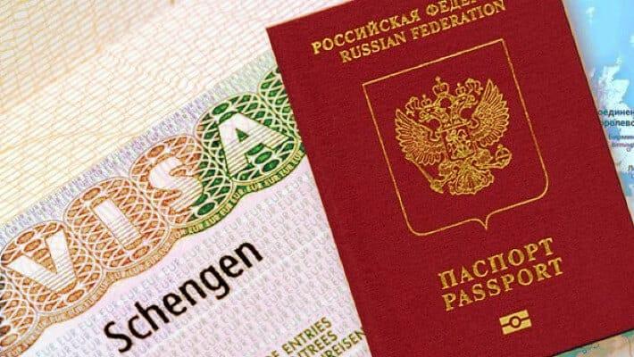 Чтобы получить визу нужен загранпаспорт