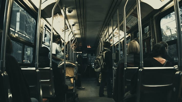 Страхование пассажиров общественного транспорта