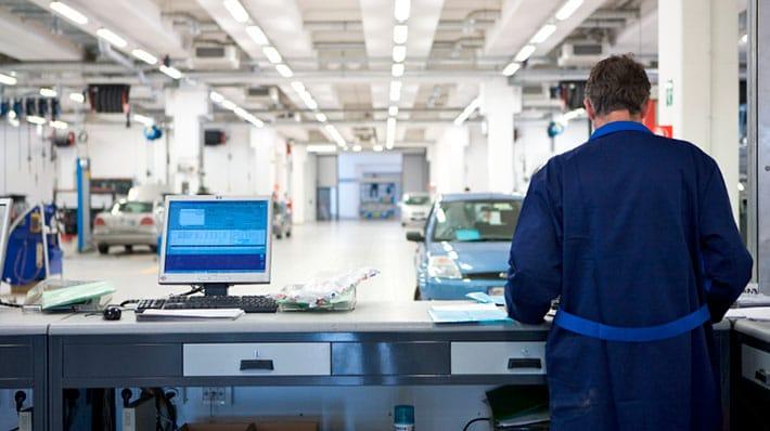 Техосмотр автомобиля в СТО и выдача диагностической карты