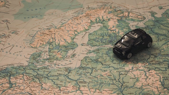 Зеленая карта при выезде за границу