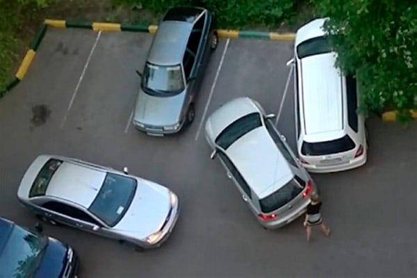 Поцарапали машину, что говорит ОСАГО